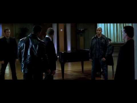 Боевая сцена # 1 - Перевозчик 3 / 2008