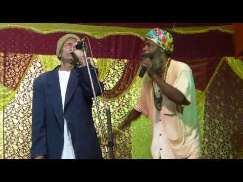 Dadu Khyapa with Arjun Khyapa 2016