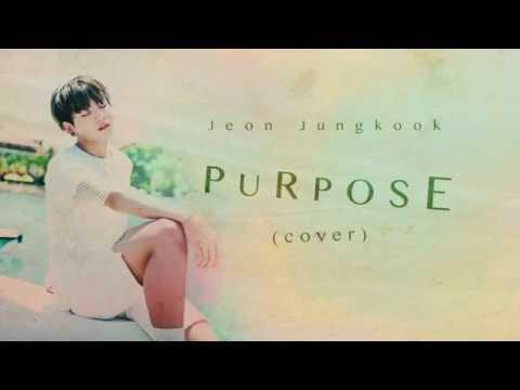BTS JUNGKOOK – PURPOSE (cover) [Lyric Video]