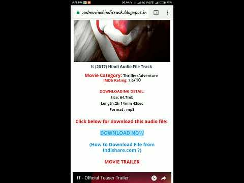 hindi audio track for hackers movie 1
