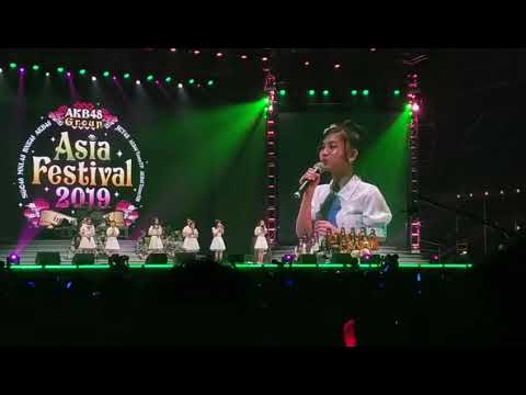 MNL48 Full Acapella Rendition Of 365 ANEP At AKB48 Asia Festival