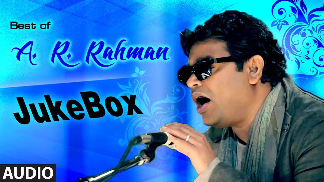 Best of A.R. Rahman Jukebox | T-Series Tamil