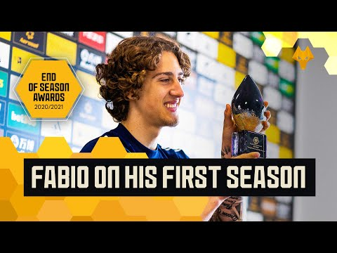 Fabio Silva wins Young Professional of the Year   Reflections on his first season