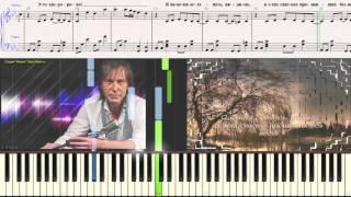 Носков Николай - Это здорово (Ноты для фортепиано) (piano cover)