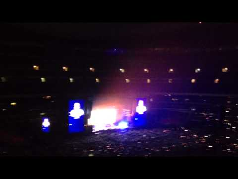 Paul McCartney - The Long and Winding Road @ Estadio Azteca México 8 mayo 2012