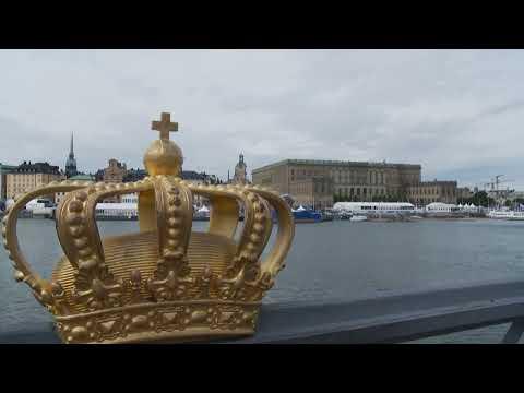 Views of Stockholm, Sweden [HD]