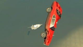 GTA 4 Swing Set of Death #3 - GTA IV Crash Testing
