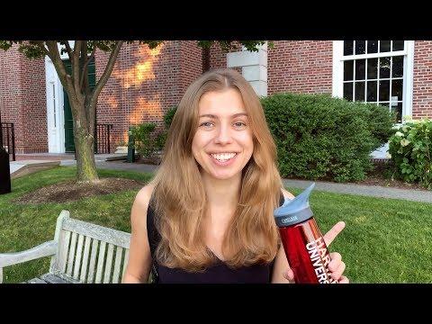Первый день занятий в Гарварде!  Гарвард ЛЕТО влог | Эпизод #3