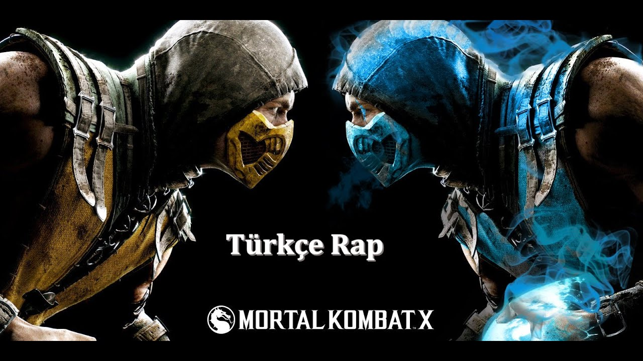 Mortal Kombat X Türkçe Rap - YouTube - photo#16