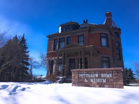 Sioux Falls Pettigrew Museum 3 Minute Tour