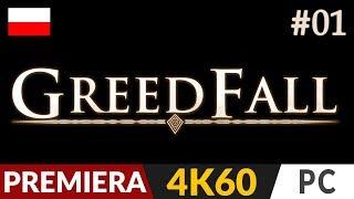 GreedFall PL ⚔️ odc.1 (#1)  Lepszy Gothic? | Gameplay po polsku