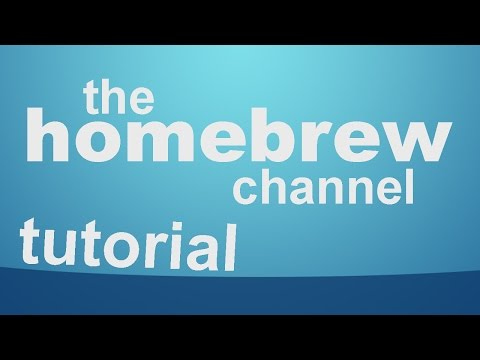 Install The Homebrew Channel On Nintendo Wii (2019 Tutorial)