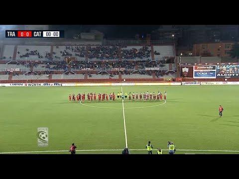 Highlights Trapani-Catanzaro 3-3, 10^ Giornata SerieC 23.10.17 ©TrapaniCalcio.it