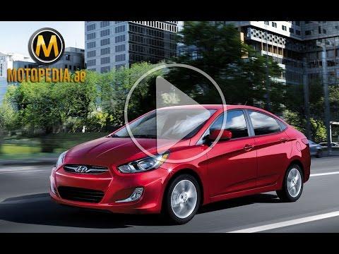 2014 Hyundai Accent review 2014    Dubai UAE Car Review by Motopedia.ae