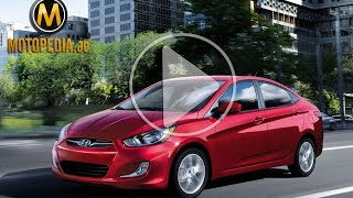 2014 Hyundai Accent review - 2014 تجربة هيونداى اكسنت  - Dubai UAE Car Review by Motopedia.ae