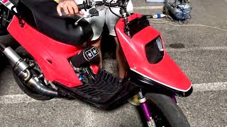 Booster LC 2FAST 100cc