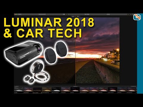 Luminar 2018 & Car Tech