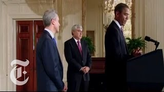 White House Departure; Ireland Recovery; Scott Brown