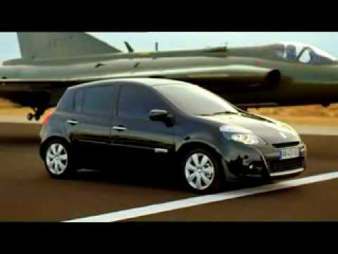 renault clio commercial youtube. Black Bedroom Furniture Sets. Home Design Ideas