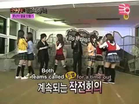 SNSD - Sunny vs Sooyoung Ugly Face-Off