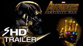 Marvel's Avengers: Infinity War - (2018) Teaser Trailer #1 CHRIS EVANS, CHRIS PRATT (Fan Made)