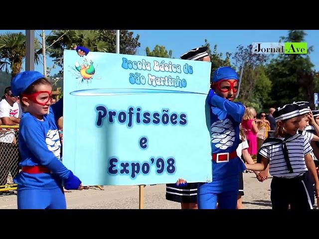 Aquafest assinala fim do ano letivo em S.Martinho