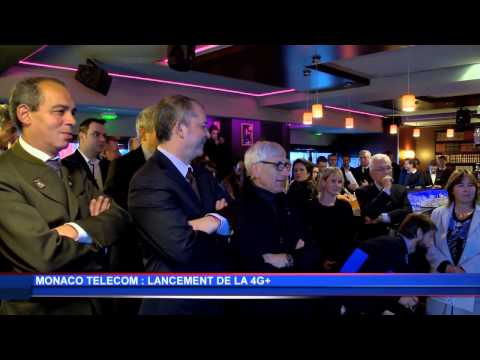 Monaco Telecom passe à la 4G+