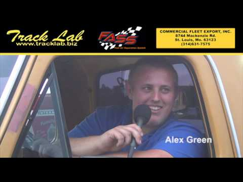 Interview - Alex Green's 1971 Yellow Ford