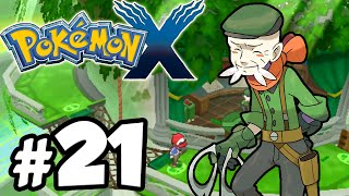 Pokémon X & Y - Part 21 | Father of All Gogoats