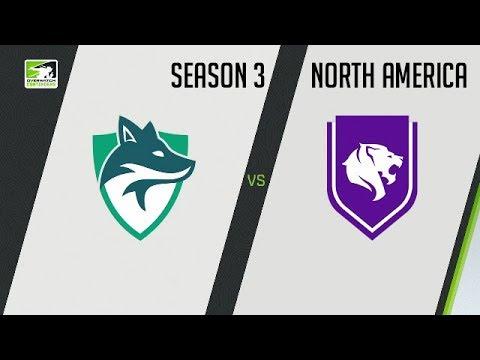 Skyfoxes vs Gladiators Legion (Part 1) | OWC 2018 Season 3: North America