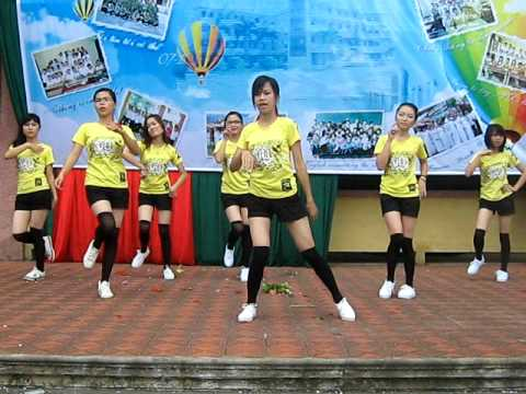 Run Devil Run+Oh Dance cover_THPT Chuyen TB