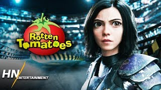 Alita: Battle Angel Review Roundup and Rotten Tomatoes Score REVEALED