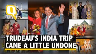 Trudeau's India Trip Was All Photo-Ops And Scandals