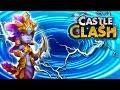THE BEST HERO IN CASTLE CLASH!!!