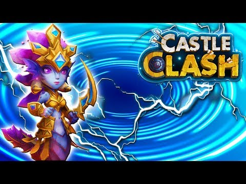 THE BEST HERO IN CASTLE CLASH!!!