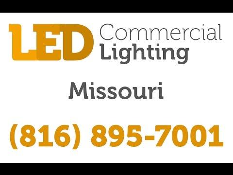 Cape Girardeau LED Commercial Lighting | (816) 895-7001 | Missouri Indoor / Outdoor Fixtures