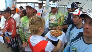 Чемпионат России по ловле спиннингом с лодок Конаково 2016