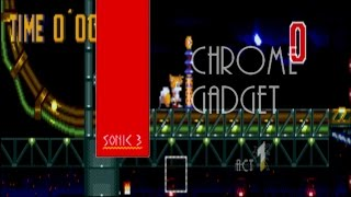 Sonic 3 Chrome Gadget