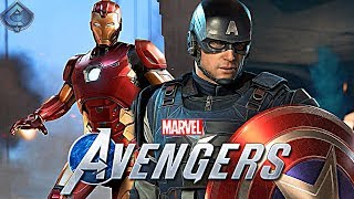 Marvel's Avengers Game - Private Gameplay Demo Thoughts and Impressions!