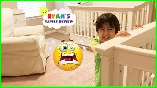 Ryan lost his room!! Crazy Weird Food and First Family Fun Trip Walking Together