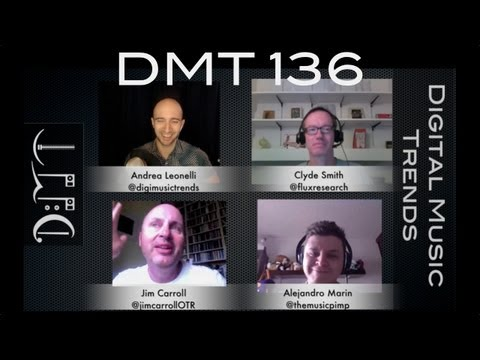 DMT 136: iTunes Radio, 7Digital, Pandora vs ASCAP, the Music Unlimited price drop