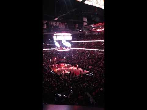 2012 Chicago Bulls Season Opener