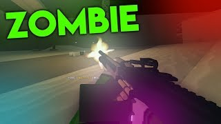 ZOMBIES FORCES... (roblox)