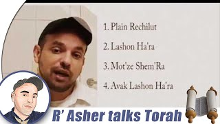 The Truth about Lashon Ha'ra