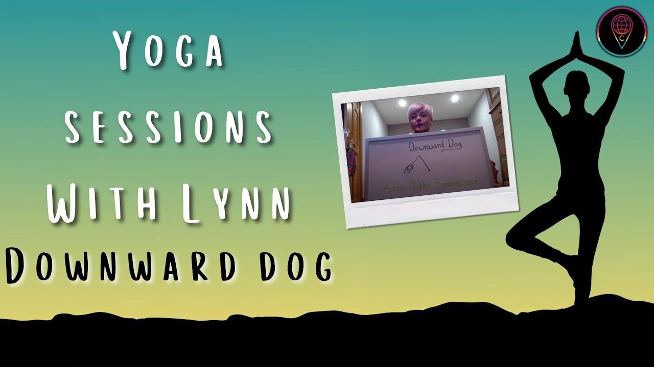Yoga Sessions With Lynn: Downward Dog