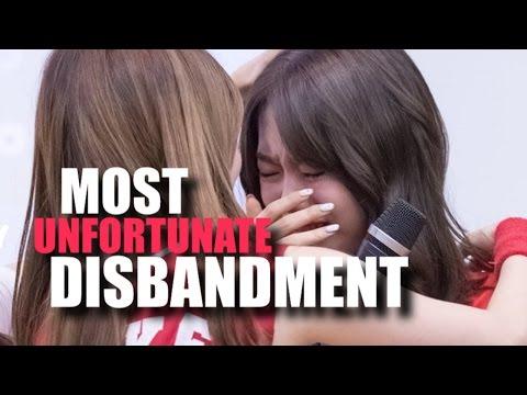 Most Unfortunate Disbandment In Kpop History with I.O.I