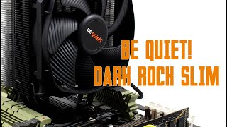 [Cowcot TV] Présentation du be quiet! Dark Rock Slim