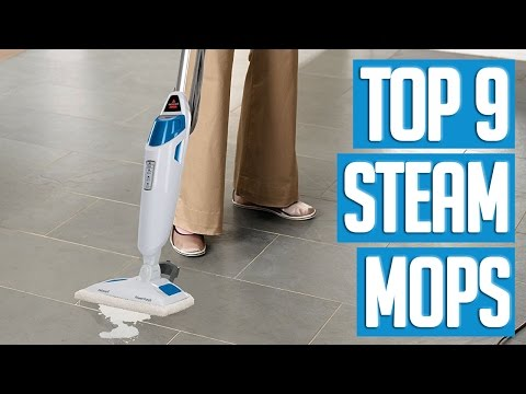 9 Best Steam Mops 2017