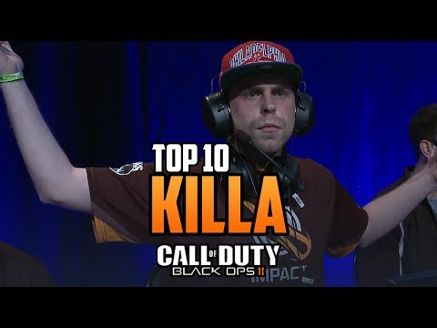 TOP 10 Killa Moments in Call of Duty Black Ops 2