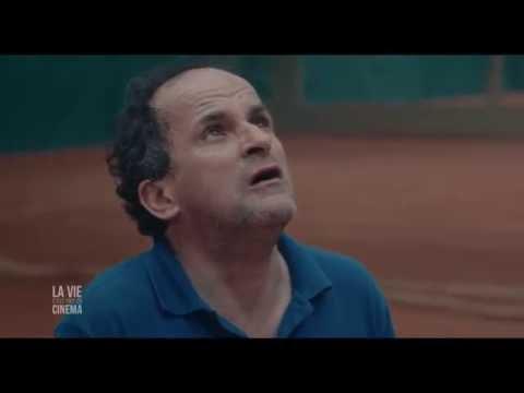 Le tennis (Lionel Abelanski) - La vie c'est pas du cinéma